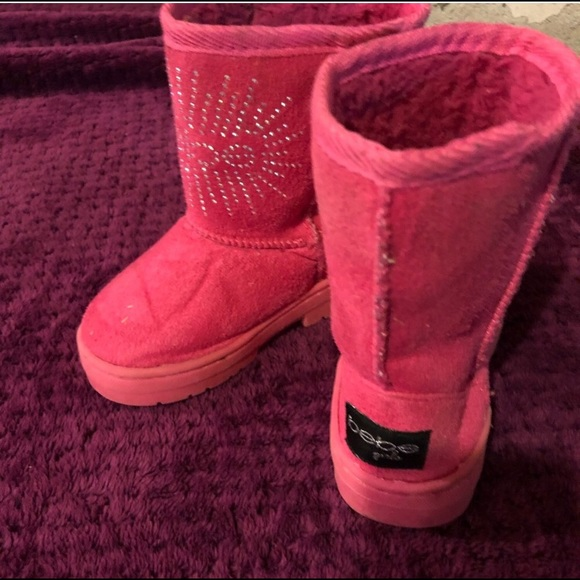 bebe Shoes | Kids Boots | Poshmark